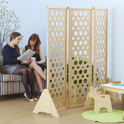 Natural Room Dividers  large