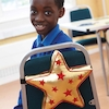 Star Pupil Chair Back  small