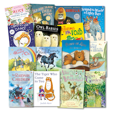 KS1 Classic Books 15pk  medium