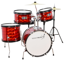 Junior 5 Piece Drum Kit  medium