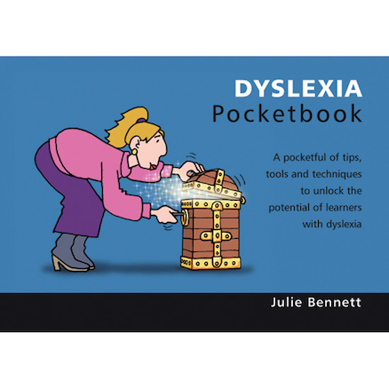 Dyslexia Pocketbook Guide  large