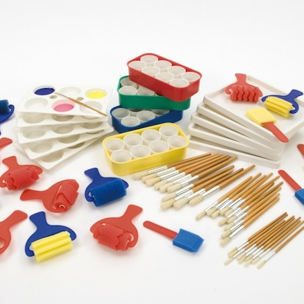 Assorted Class Painting Pack  large