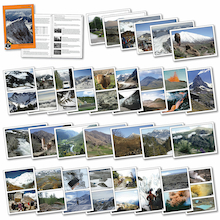 Mountains and Volcanoes Photopack  medium