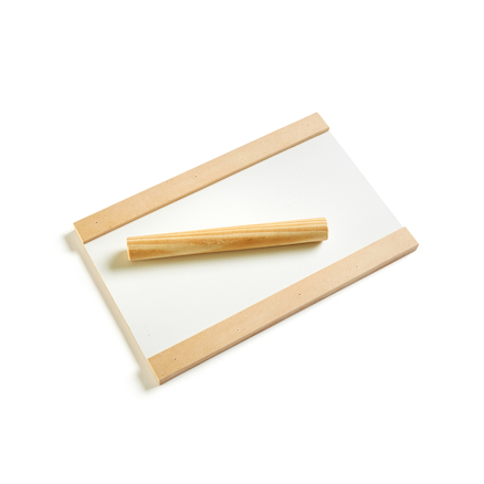 Slab Board and Rolling Pin  large