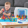 Geo Pegboard Activity Set  small