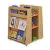 Mobile Island Bookcase  small