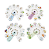 Early Years Petal Fans Set 4pk  small