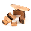 Woodland Wooden Small World Bedroom Furniture  small