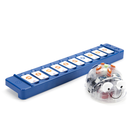 Blue\-Bot\u00ae TacTile Reader Starter Pack  large