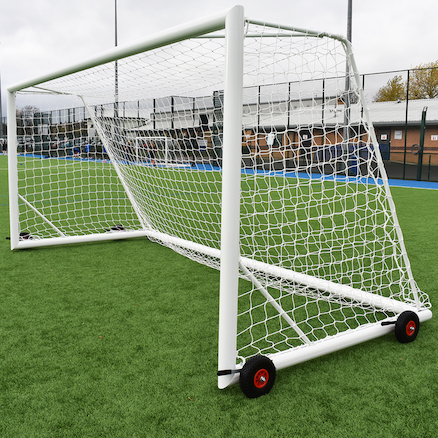 Aluminium Portable Self Weighted Goals  large