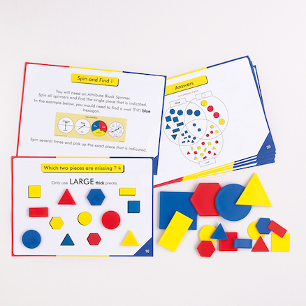 Attribute Block Activity Cards  large