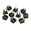 Motor Mounting Clips 10pk  small