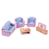 Small World Dolls House Furniture Set 40pcs  small