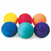6 Colour PVC Bouncy Playground Balls 6pk  small