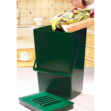 Odour Free Compost Bin Caddy  large
