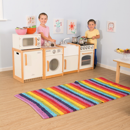 Country Style Role Play Kitchen  large