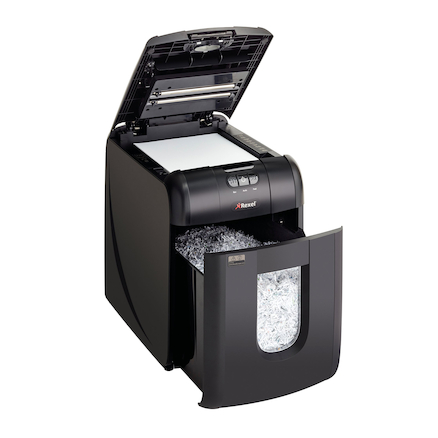 Rexel Autofeed Shredder Micro P5 \-130M  large