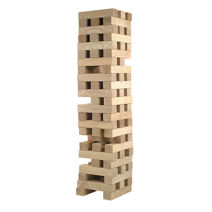 Outdoor Giant Tower Game  large