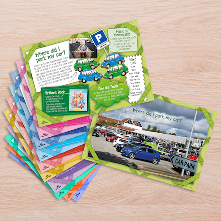 Maths Activity Cards  large