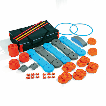 Scogym Indoor Gymnastics Activity Set  large