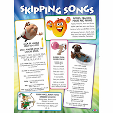 Skipping Songs Playground Signboard  medium