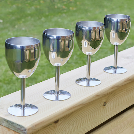 Metallic Goblets  large