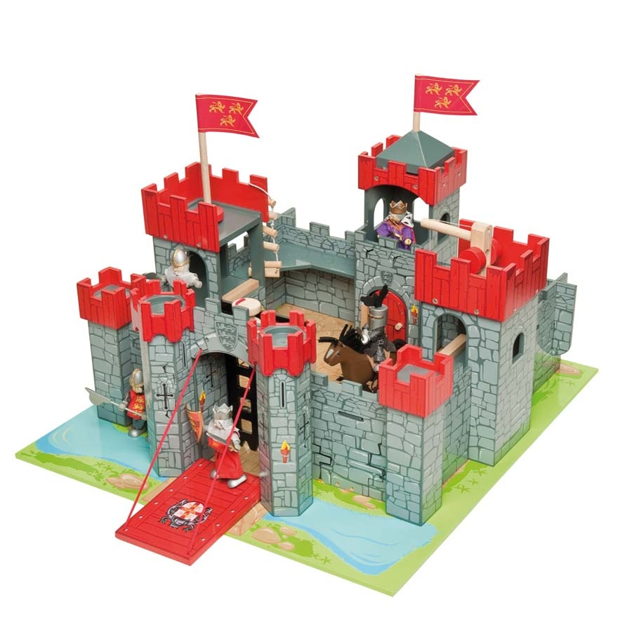 buy small world large castle playset | tts
