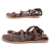 Pair of Ancient Greek Replica Sandals Size 4  small