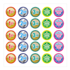 Sports Day Stickers 185pk  small