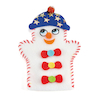 Make Your Own Felt Snowman Puppets 30pk  small