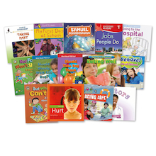 KS1 PSHE and Citizenship Books 18pk  medium