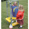 Outdoor Multi Panel Easy Clean Easel 3 Sided  small
