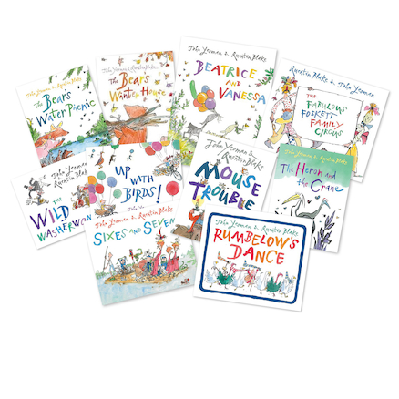 Quentin Blake Book Pack  large