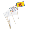 Canvas Flags Set  small