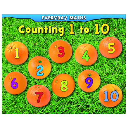 Counting 1\-20 Book Pack  large