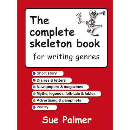 Pocket Size Genre Skeleton Book  large
