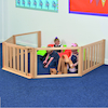 Rawley Early Years Natural Wooden Furniture Set  small