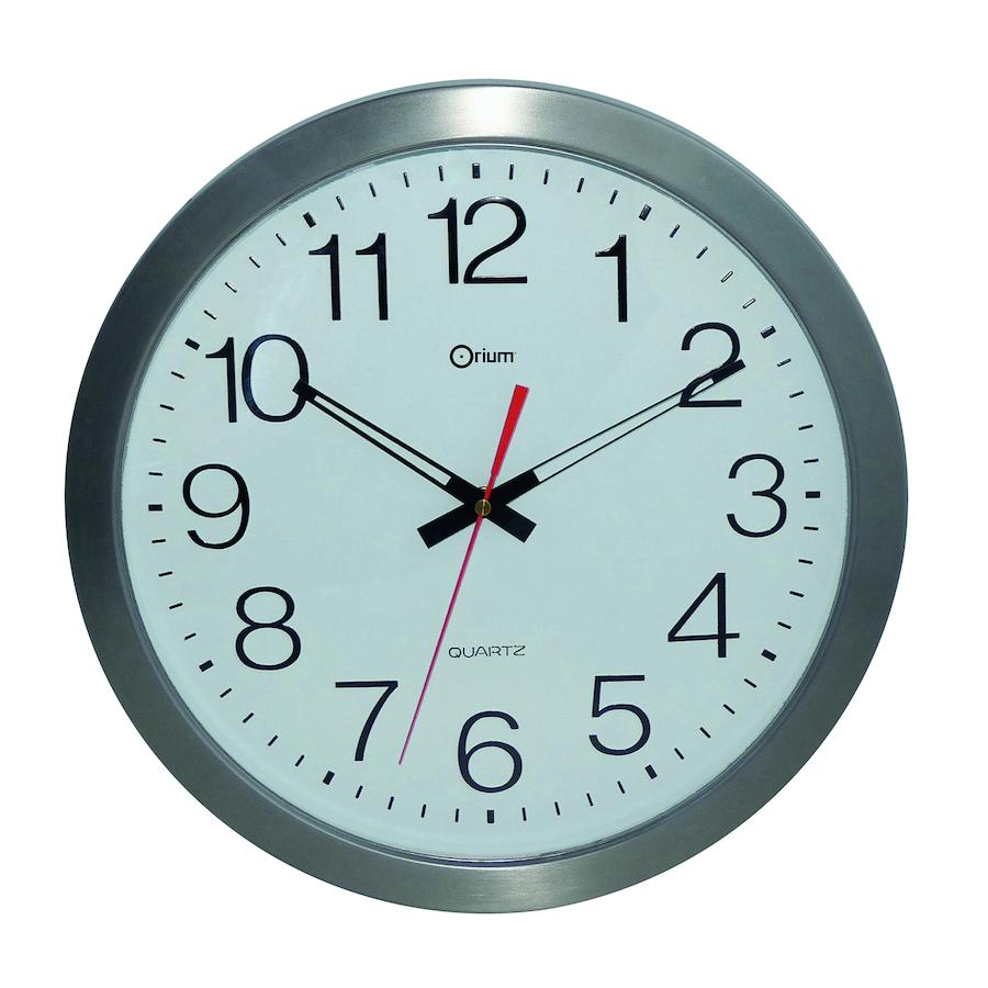 Buy Outdoor Waterproof Stainless Steel Wall Clock Tts