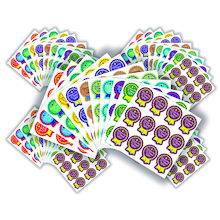 Times Table Reward Stickers 660pk  medium