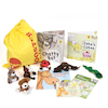 Clickety Speech Booster Book and Toy Sacks   small