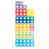 Coloured Magnetic Number Frames 80pcs  small