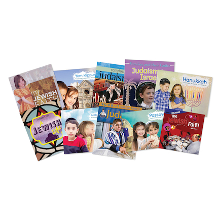 Judaism Book Pack  large