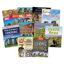 Stone to Iron Age Book Pack KS2 10pk  medium