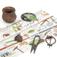 Iron Age Archaeo-Box  medium