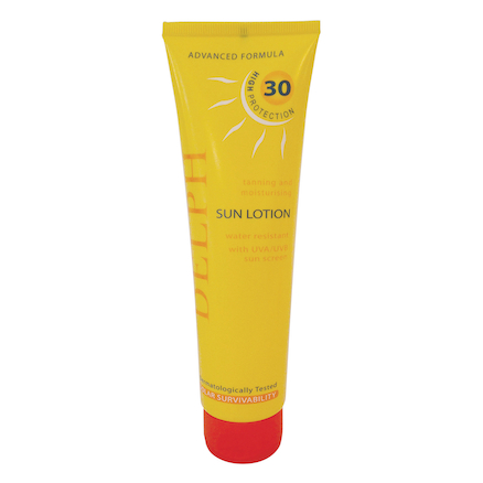 Delph Sun Protection Lotion SPF 50  large