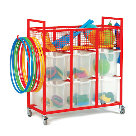 Multi Purpose Sports Trolley  large