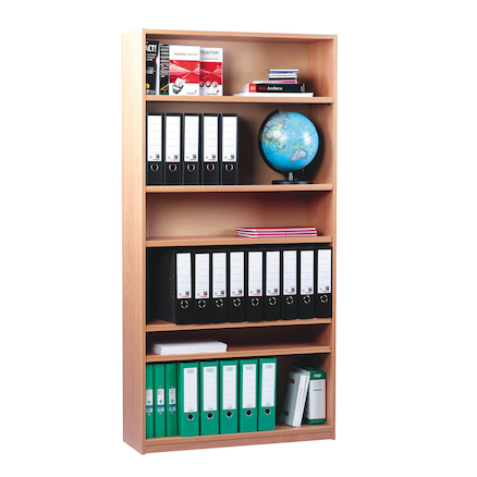 Beech Bookcase  large