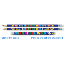 Star of the Week Pencils  medium