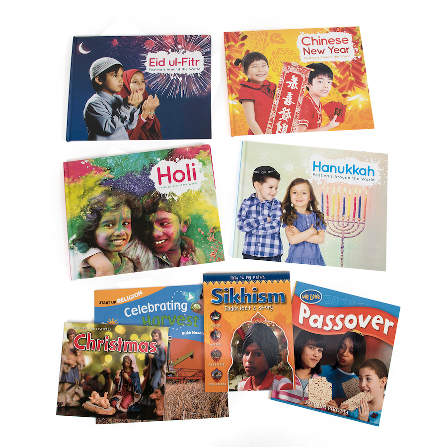 Holidays Celebrations: Buy Holidays Festivals And Celebration Books 8pk