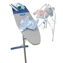Role Play Beldray Ironing Board Airer and Hangers  medium